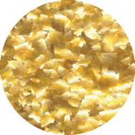 20# METALLIC GOLD GLITTER FLAKES