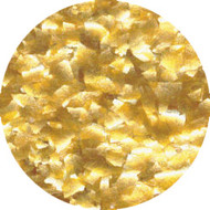 1/4 OZ GLITTER FLAKES-METALLIC GOLD