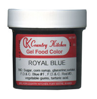 CK COLOR 4 OZ. ROYAL BLUE