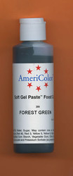 SOFT GEL PASTE 4.5OZ FOREST GREEN