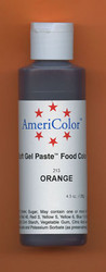 SOFT GEL PASTE 4.5OZ ORANGE