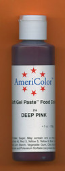SOFT GEL PASTE 4.5OZ DEEP PINK