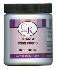 10 OZ ICING FRUITS-ORANGE