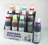 INDIVIDUAL 4 OZ KROMA KOLORS--CHOOSE FROM VARIETY