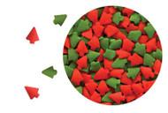 5# MINI RED & GREEN TREES