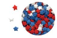 5# MINI STARS RED/WHITE/BLUE