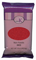 16 OZ NON-PAREILS RED