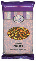 16 OZ JIMMIES-FALL MIX