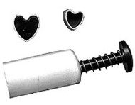 PME HEART CUTTER SET (3 SIZES)--Overstock--Only 2 At This Price