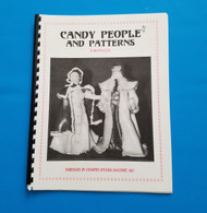 Candy People and Patterns Book By Vi Whittington--Discontinued