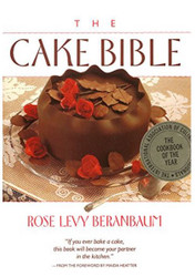 Cake Bible By Rose Levy Beranbaum--Hardcover--Discontinued--1 Only