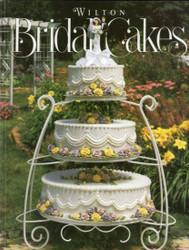 Wilton Bridal Cakes Book--Discontinued