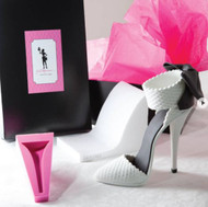 For International Addresses --Fondant High Heel Shoe Kit--Different Kit From One Shown in YouTube Video (One in Video Discontinued)