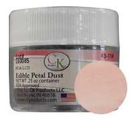 Edible Petal Dust--Quartz Pink