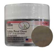 Edible Petal Dust--Cocoa Color (Not Cocoa Flavored)