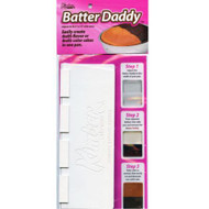 "BATTER DADDY--ADJUSTABLE 8-14"" CAKE BATTER SEPARATOR"