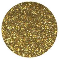 5 GRAMS DISCO GLITTER DUST - GOLD