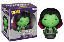 FUNKO DORBZ GUARDIANS OF THE GALAXY: GAMORA VINYL FIGURE - CLEARANCE