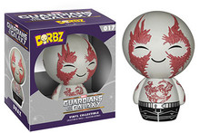 FUNKO DORBZ GUARDIANS OF THE GALAXY: DRAX VINYL FIGURE - CLEARANCE