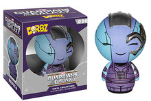FUNKO DORBZ GUARDIANS OF THE GALAXY: NEBULA VINYL FIGURE - CLEARANCE