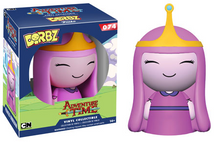 FUNKO DORBZ ADVENTURE TIME: PRINCESS BUBBLEGUM VINYL FIGURE - CLEARANCE