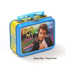 THE COOP RETRO TV TEENY TINS HAPPY DAYS: KING OF COOL