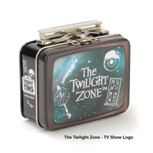 THE COOP RETRO TV TEENY TINS THE TWILIGHT ZONE: TV SHOW LOGO