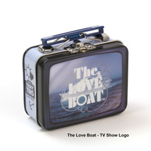 THE COOP RETRO TV TEENY TINS THE LOVE BOAT: TV SHOW LOGO