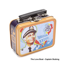 THE COOP RETRO TV TEENY TINS THE LOVE BOAT: CAPTAIN STUBING