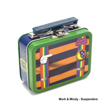 THE COOP RETRO TV TEENY TINS MORK & MINDY: SUSPENDERS