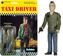 FUNKO REACTION TAXI DRIVER: TRAVIS BICKLE ACTION FIGURE - WB