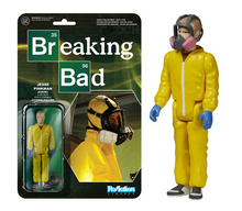 FUNKO REACTION BREAKING BAD: JESSE PINKMAN (COOK) ACTION FIGURE - WB