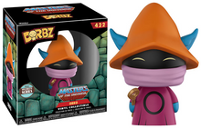 FUNKO DORBZ TELEVISION MASTERS OF THE UNIVERSE: ORKO VINYL FIGURE - SPECIALTY SERIES - CLEARANCE