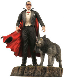 UNIVERSAL MONSTERS SELECT DRACULA  ACTION FIGURE - CLEARANCE