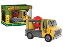 Funko Dorbz Ridez Marvel: Deadpool w/ Chimichanga Truck Vinyl Figure - Warehouse Blowout