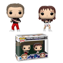 Funko POP! Television Saturday Night Live: Spartan Cheerleaders Vinyl Figure 2 Pack