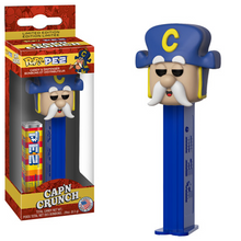 Funko POP! PEZ™ Quaker: Cap'n Crunch Dispenser w/ Candy