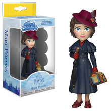 Funko Rock Candy Disney Mary Poppins Returns: Mary Poppins Vinyl Figure