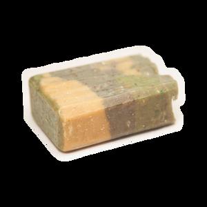Avocado, Silk Protein, Clays and Herbs - Sea Treasure Shaving Bar