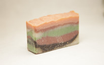 Avocado, Silk Protein Soap with Cherry Blossom Fragrance