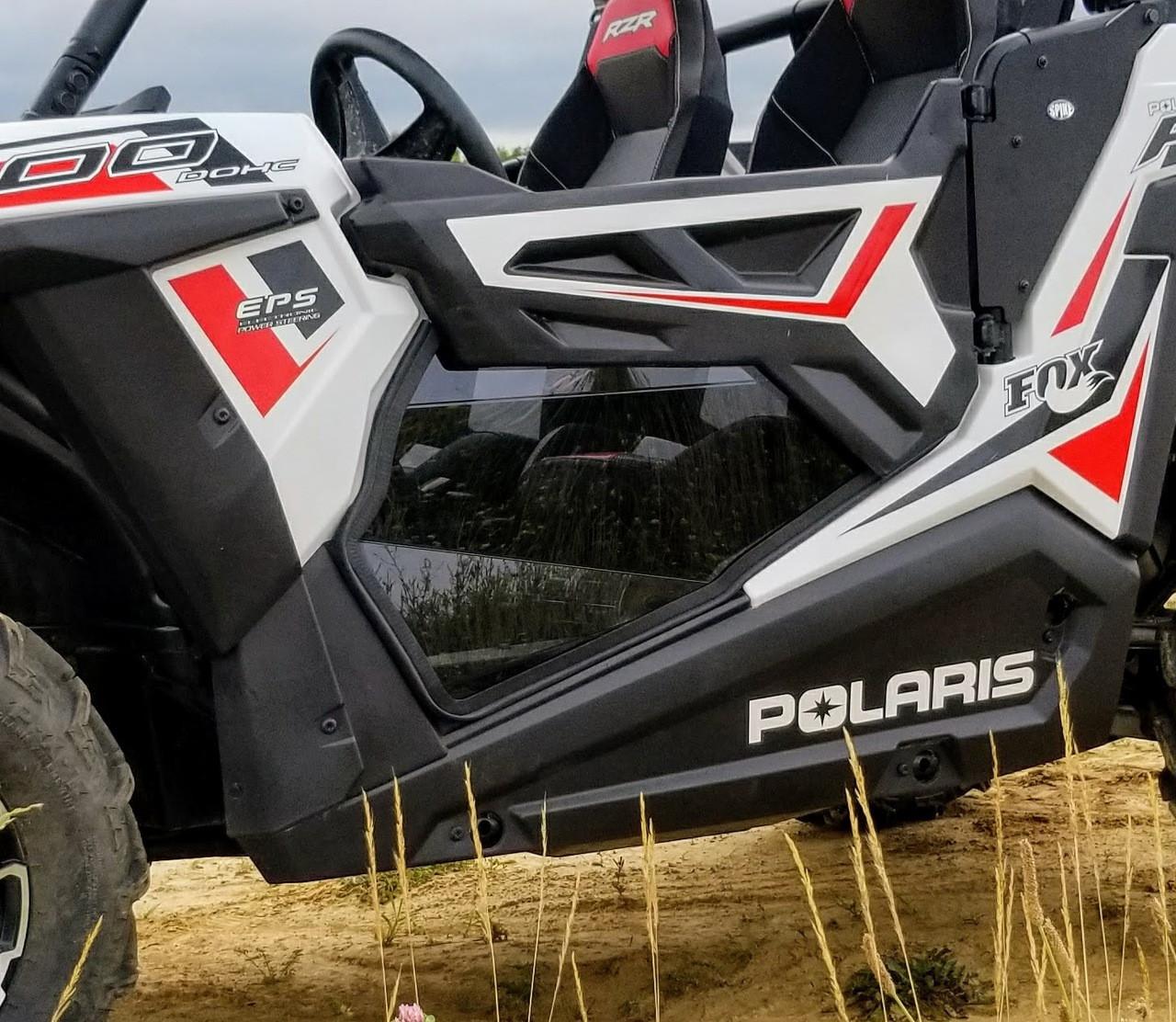 "Spike Powersports UTV Lower Door Inserts Polaris RZR 900 Trail 50/"" 2015-18"