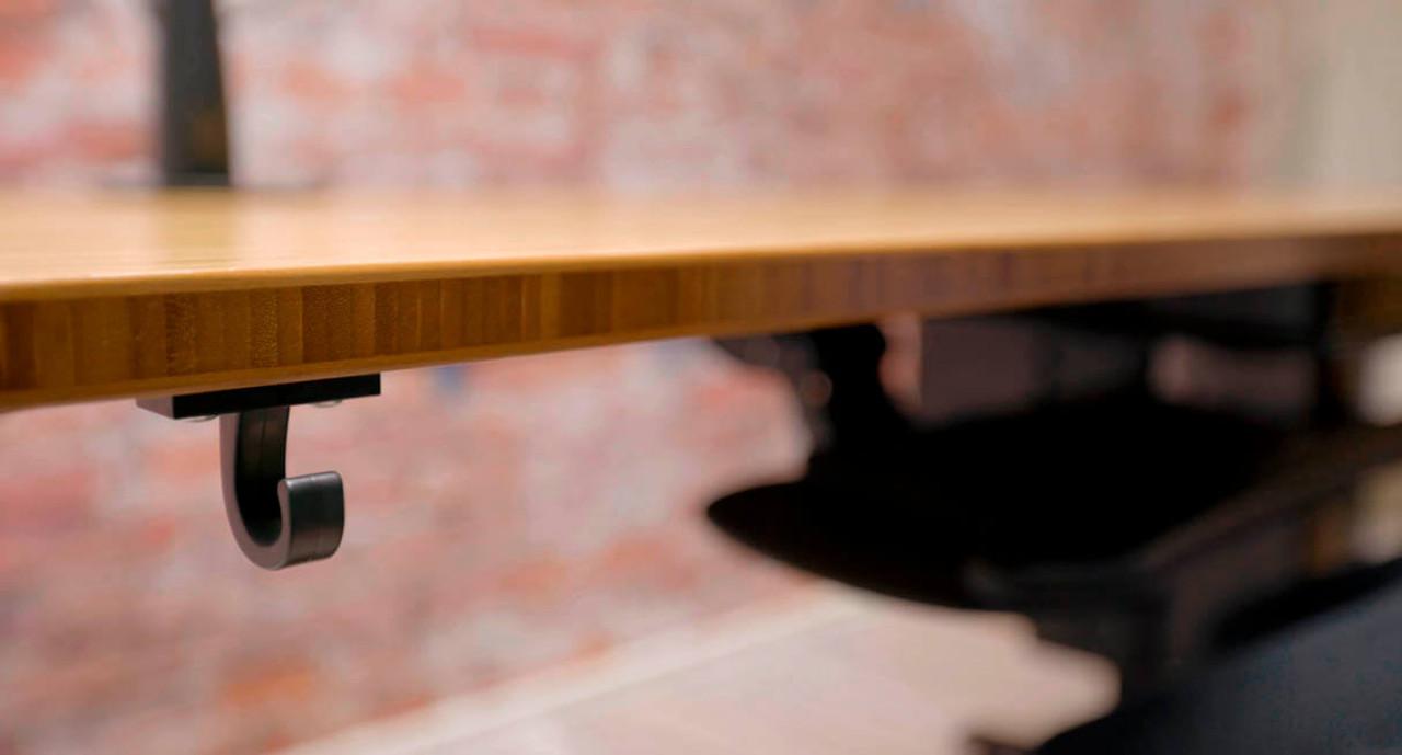 Uplift Under Desk Accessory Hooks Uplift Desk