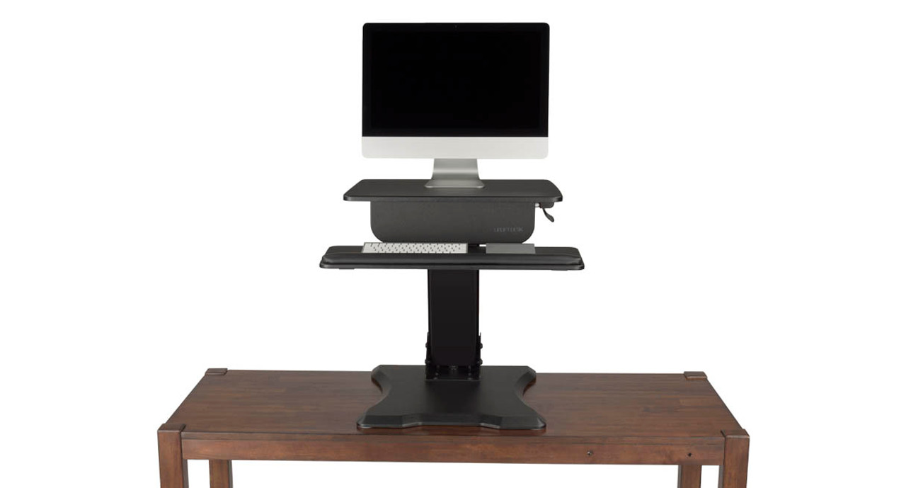 Standing Desk Converter Riser Or Clamp Uplift Desk