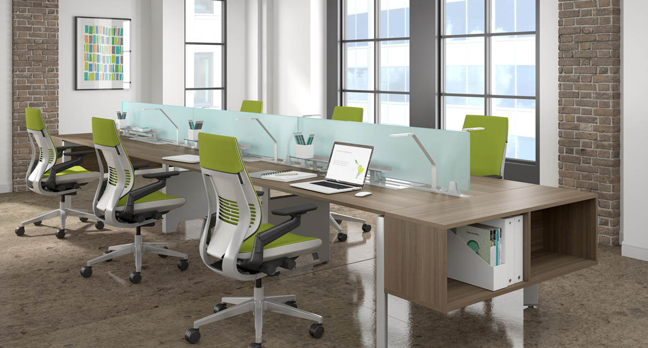 Steelcase gesture chair front - Gesture Chairs Are Ideal For Most Modern Workspaces In Need Of An Ergonomic Seating Solution
