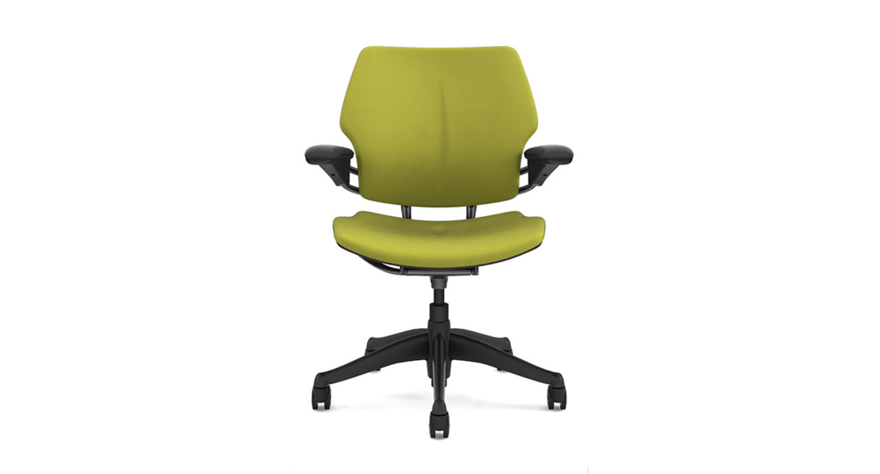 Humanscale Freedom Chair Without Headrest Uplift Desk