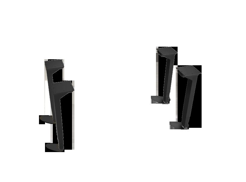 Uplift 900 4 Leg Adjustable Height Standing Desk Frame Uplift Desk