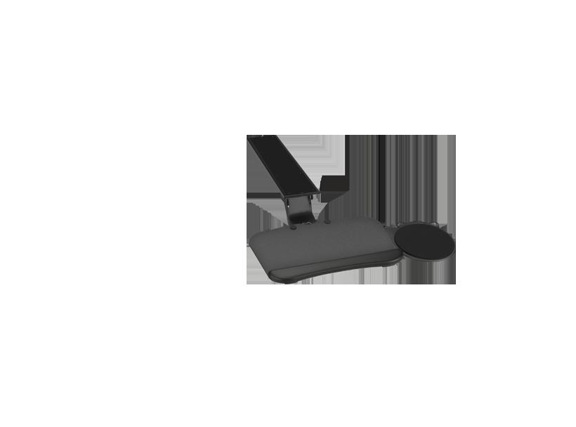 Uplift 900 4 Leg Adjustable Height Standing Desk Frame