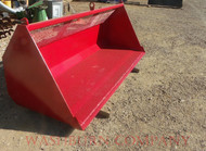 7' Custom Litter Bucket