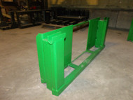 Skid Steer Loader Hitch To John Deere 600-700 Attachments
