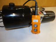jsb barnes haldex 12 volt hydraulic pickup hay bale spear pump rh hayspear com